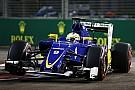 Éliminé en Q1, Sauber accuse le coup à Singapour