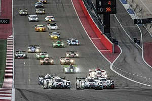 WEC Relato da corrida Com Webber/Hartley/Bernhard, Porsche vence em Austin