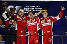 Vettel meglio di Senna nella terza vittoria della Ferrari