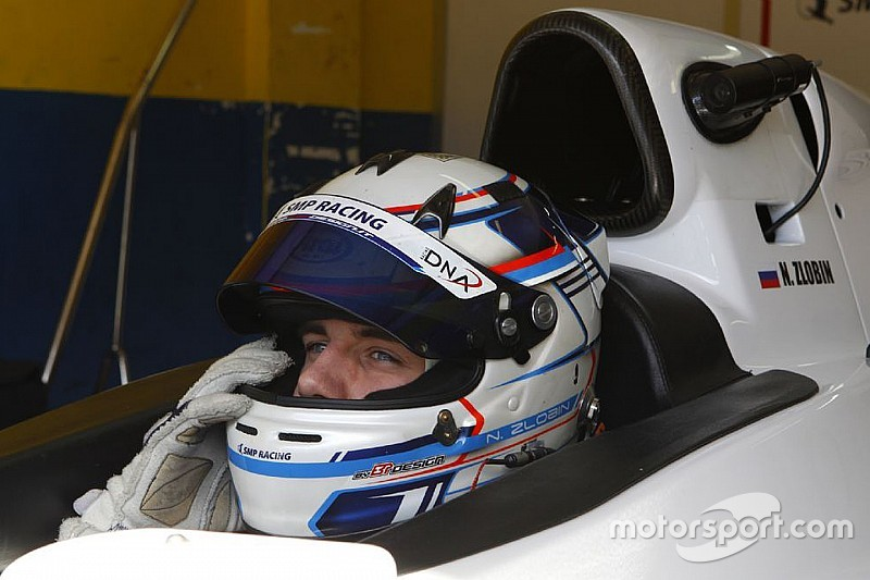 Nikita Zlobin secures FR3.5 debut with Pons