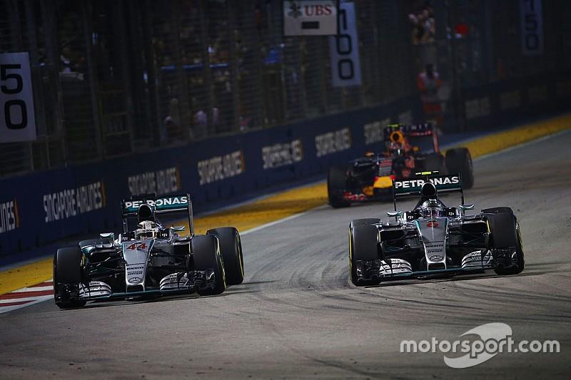 Mercedes - Pas de consignes d'équipe pour assurer le titre