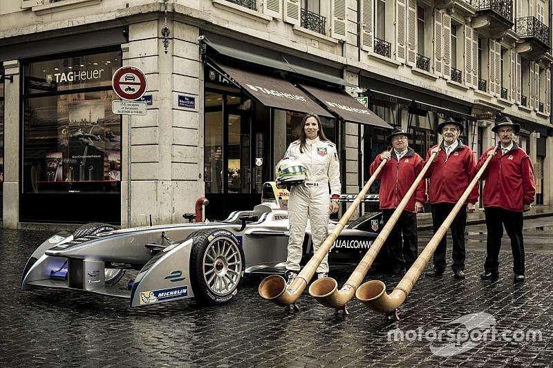 Un ePrix en Suisse? Buemi de tout cœur avec l'idée