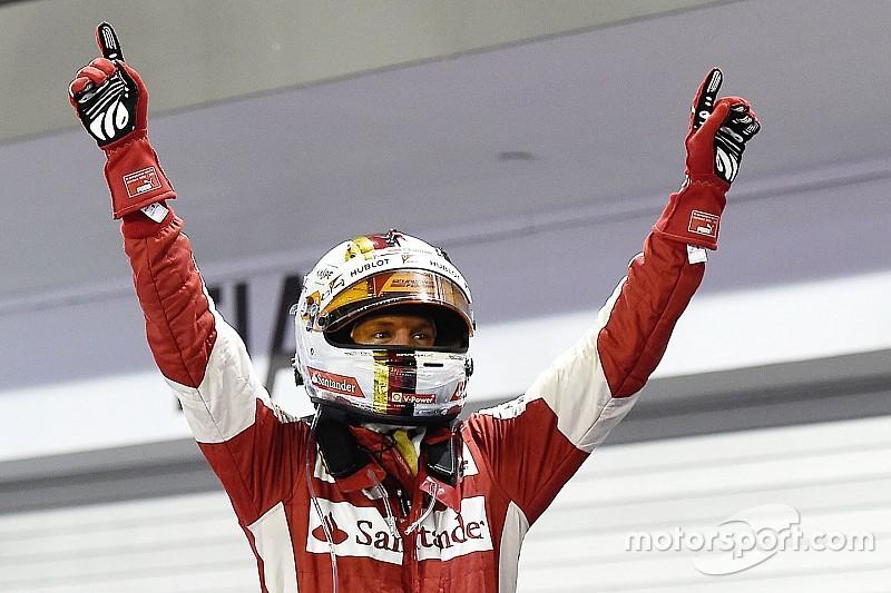 """Mansell - """"Formidable"""" si Ferrari peut rivaliser avec Mercedes"""