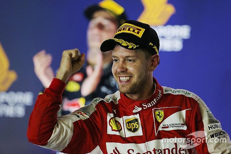 """El impulso de Ferrari """"es grandioso"""" para la F1, dice Mansell"""