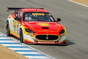 Trofeo Maserati Ultime notizie Jeff Courtney vince il Trofeo Maserati North America