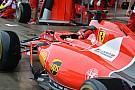 Ferrari: scelta la configurazione delle pance svasate