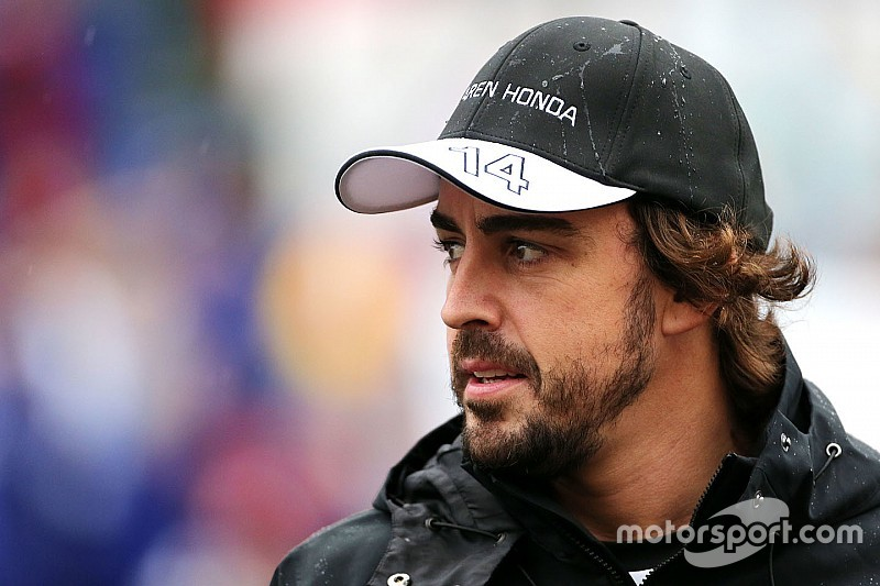 Alonso wants another title, in F1 or elsewhere
