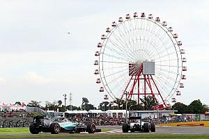Fórmula 1 Resultados La parrilla de salida del GP de Japón