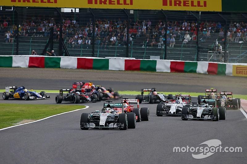 Grand Prix du Japon - La notation des lecteurs