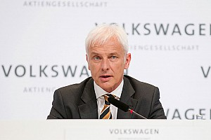 Formula 1 Commentary After the scandal: Is VW's new boss a motorsport fan?