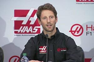 Formule 1 Actualités Romain Grosjean confirmé chez Haas F1