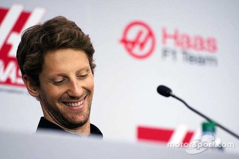A Grosjean le interesaría probar en NASCAR