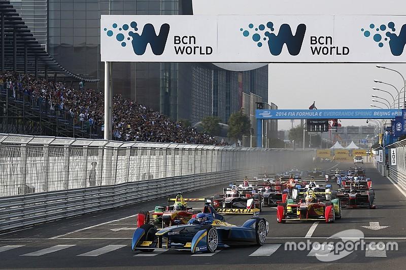 Этапы Формулы E могут пройти в Австралии и Гонконге
