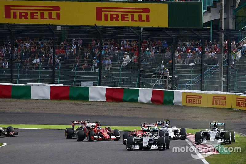 Ecclestone s'explique sur la réalisation TV du GP du Japon