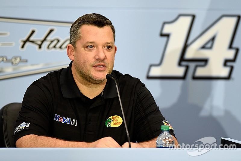 NASCAR-Reaktionen auf den Rücktritt von Tony Stewart