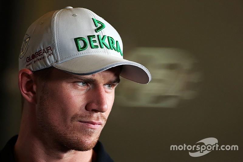 Porsche espera calendário oficial da F1 para descartar Hulk