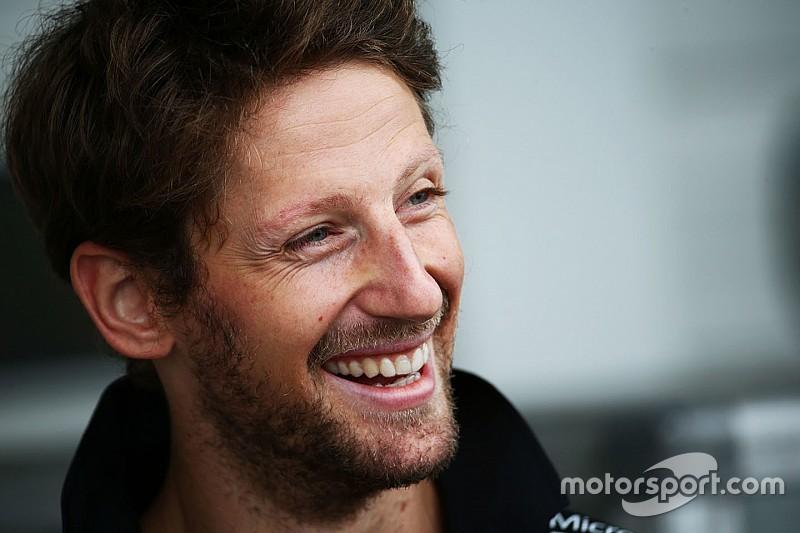 """Grosjean - """"Pourquoi pas revenir à Enstone et y devenir Champion!"""""""