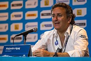 Формула E Интервью Агаг: Формула Е – не конкурент Формуле 1