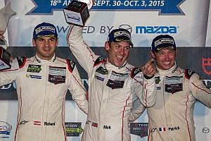 IMSA Résumé de course Nick Tandy - Après le grand Le Mans, Petit Le Mans!