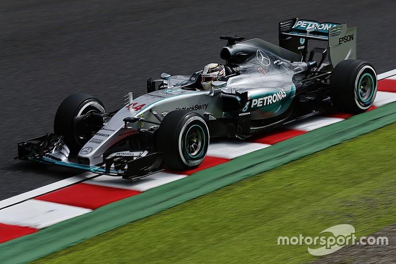 В Mercedes опасаются проблем с резиной в Сочи