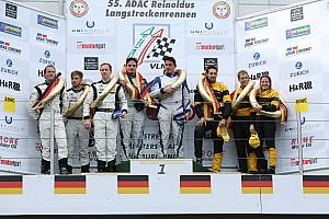 VLN Rennbericht Zweiter VLN-Sieg für Busch-Zwillinge