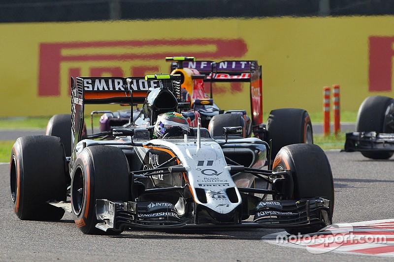 Force India s'inquiète de l'avenir de la F1