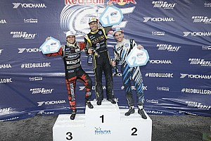 Global Rallycross Race report GRC race recap: Barbados