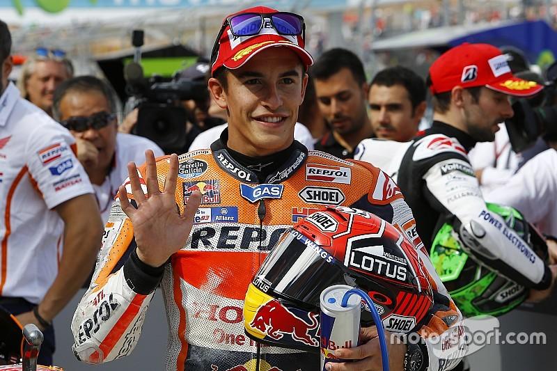 """Marquez: """"Punto alla vittoria anche con la frattura alla mano"""""""
