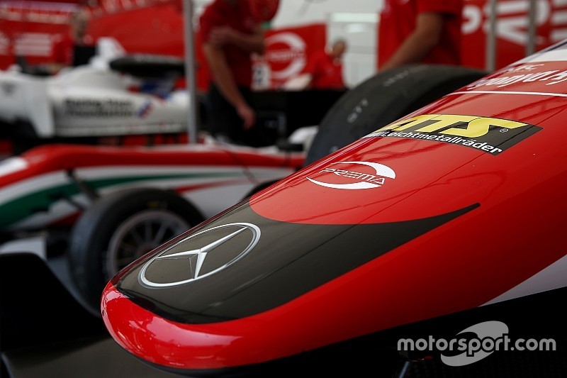 Prema neemt plekje over van Lazarus en debuteert in GP2