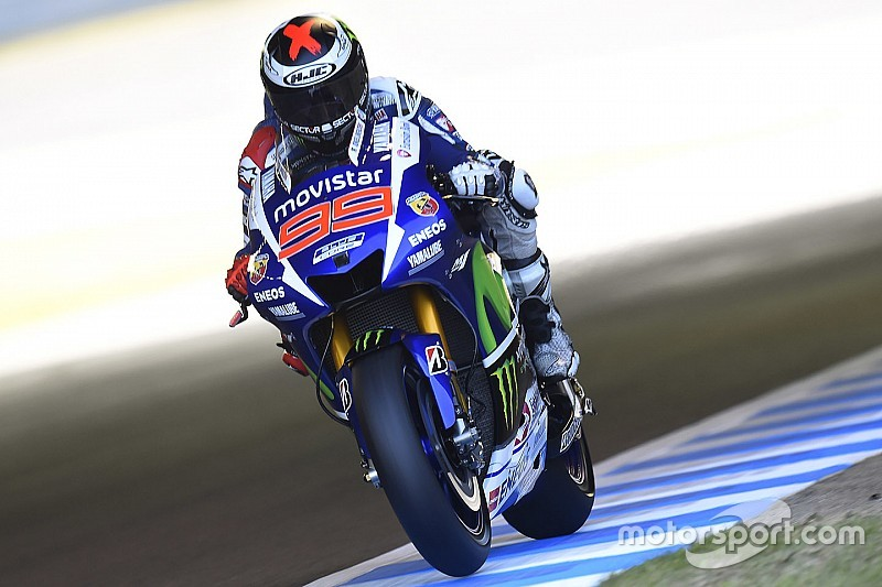 Lorenzo no cede terreno en Motegi