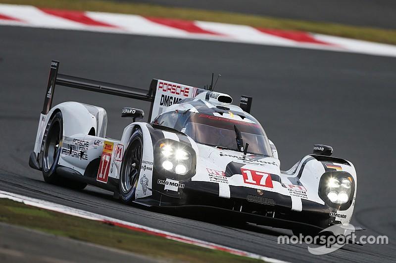 Fuji, Libere 2: le Porsche dettano legge