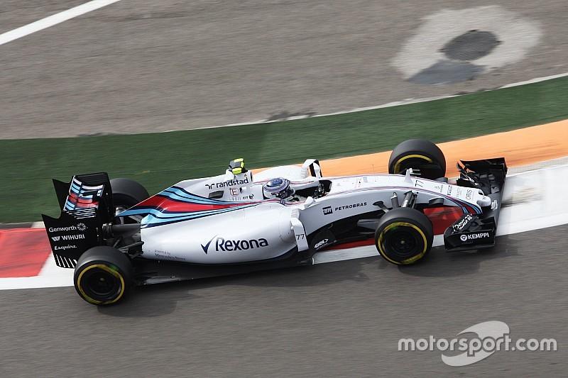 Bottas s'offre le scalp des Ferrari en qualifications