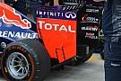Red Bull: lo slot verticale diventa più largo in basso