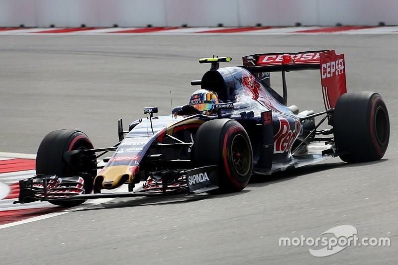 Toro Rosso qualifying report