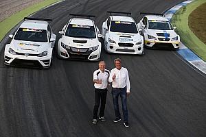 TCR Deutschland News Neue Rennserie: TCR Deutschland stellt sich in Hockenheim vor