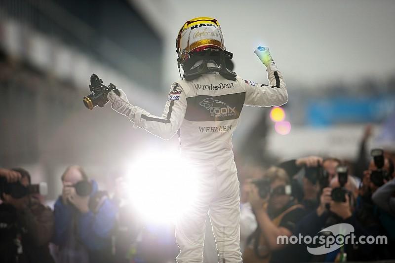 DTM 2015: Diese vier Fahrer kämpfen in Hockenheim um den Titel