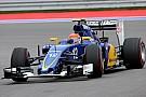 Nasr: 'Intense' Russian GP a boost for Sauber