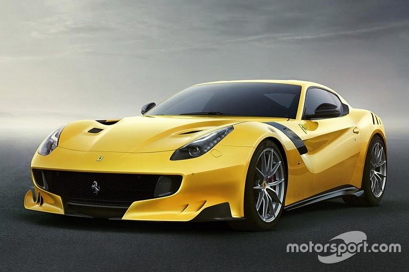 Ferrari dévoile sa F12tdf survitaminée