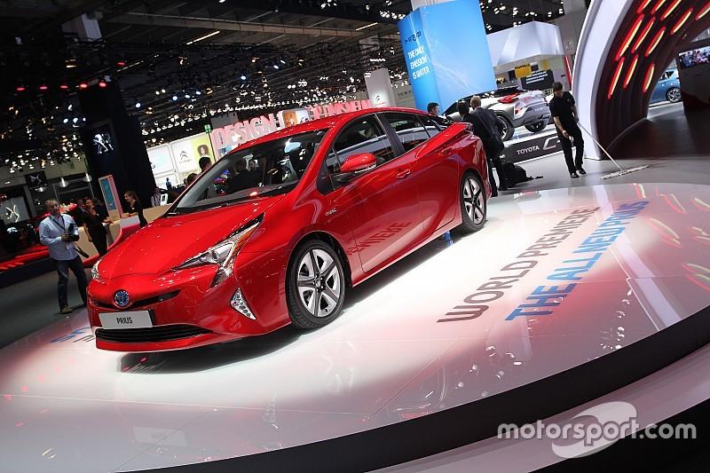 Toyota wil verbrandingsmotor in 2050 overbodig maken