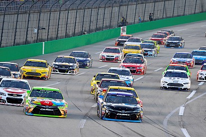 NASCAR's 2016 rules package a step in the right direction