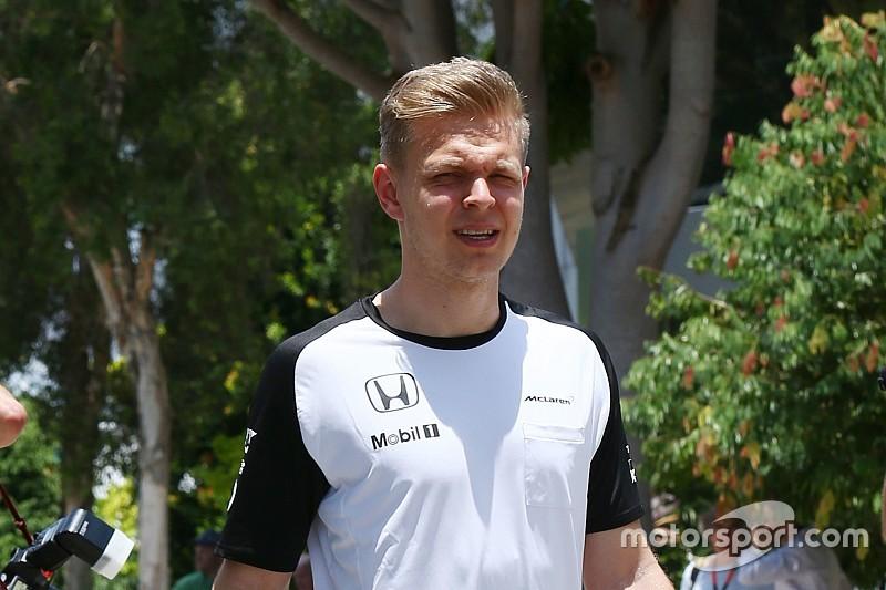 Magnussen no se da por vencido con la F1