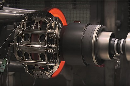 Vidéo - Comment sont testés les freins en Formule 1