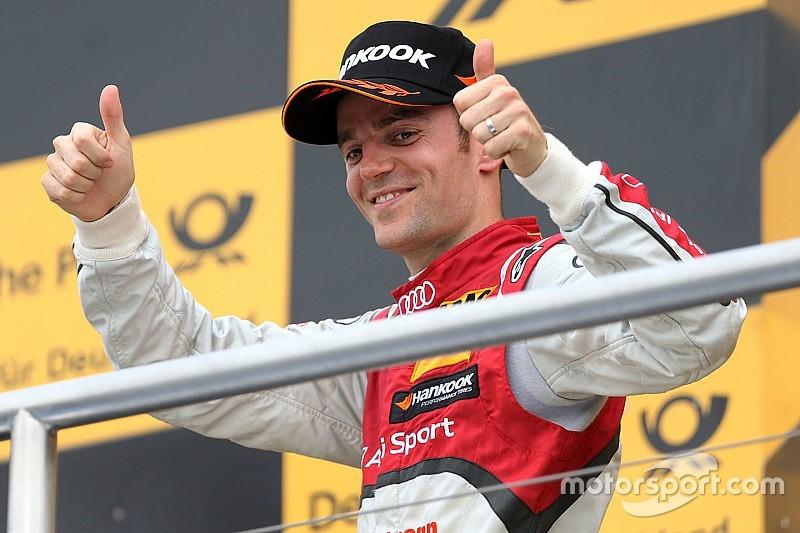 Audi pakt dominante overwinning in DTM-seizoensfinale
