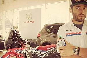 Moto Rally Raid Ultime notizie Dakar: HRC ufficializza la rottura con Israel Esquerre
