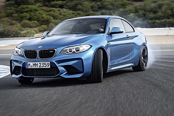 En détails - La BMW M2 Coupé est prête à rugir!