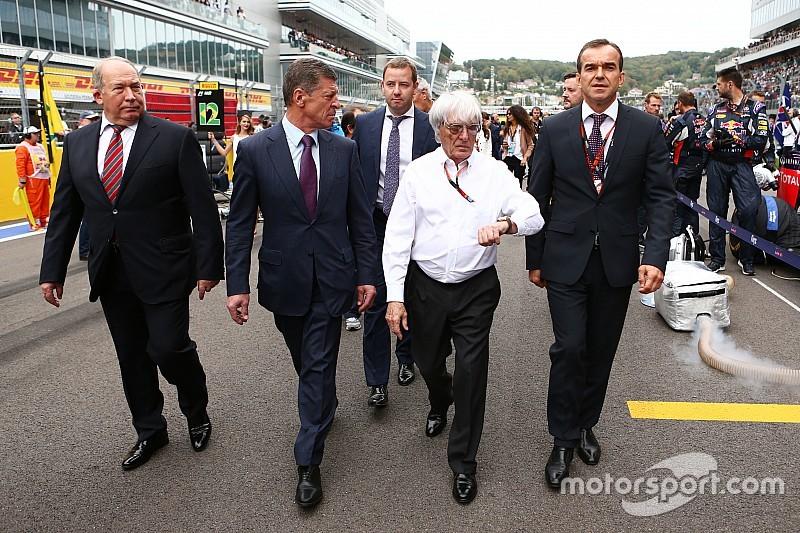 Análisis: ¿Qué hay detrás de los cambios que pide Ecclestone?