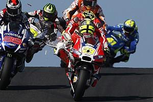 MotoGP Comentario  Las mejores fotos del GP de Australia