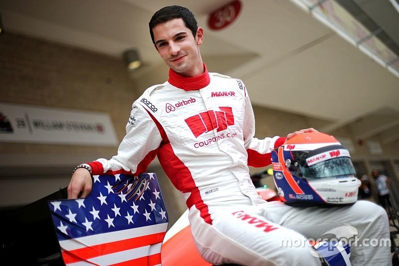 """""""Un estadounidense es crucial para el éxito de la F1 en USA"""", dice Rossi"""