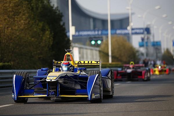 Formula E Renault mantiene el control en Beijing