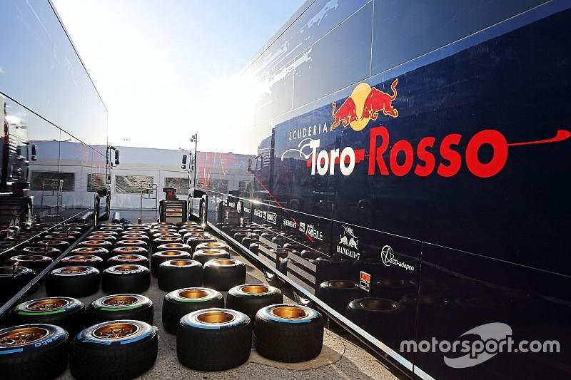 Pirelli laat fans kleur van nieuwe F1-band kiezen
